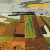Jean Brusselmans, Parcelles en Brabant, 1929